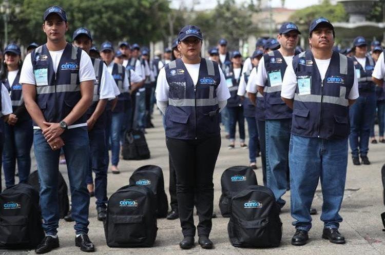 Los censistas han enfrentado problemas al hacer ciertas preguntas relacionadas, sobre todo, a las condiciones socioeconómicas. (Foto Prensa Libre: Hemeroteca PL)