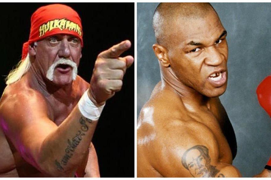 Hulk Hogan y Mike Tyson han mostrado su respaldo al candidato republicano. (Foto Prensa Libre: Hemeroteca PL)