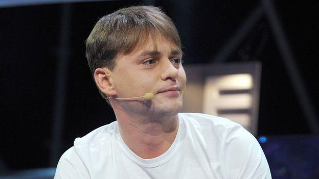 El fundador de Badoo, Andrey Andreev, convenció a Wolfe de que creara otra app de citas después de su despido. (ERIC PIERMONT)
