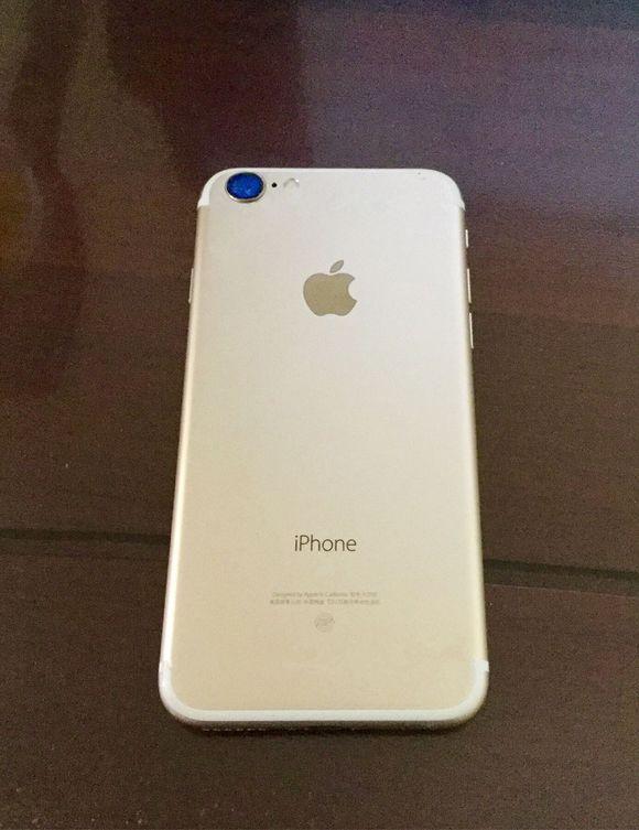 Foto del supuesto iPhone 7. (Foto Prensa Libre: BGR).