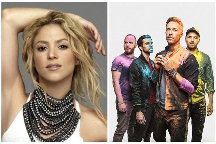 Shakira y Coldplay alzarán sus voces en concierto Global Citizen, en Hamburgo, Alemania, para concienciar a líderes mundiales sobre la importancia del desarrollo de comunidades necesitadas.