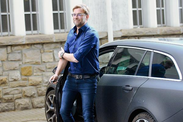 Jürgen Klopp ofreció una conferencia de prensa para anunciar que deja el Borussi Dortmund. (Foto Prensa Libre: AFP).