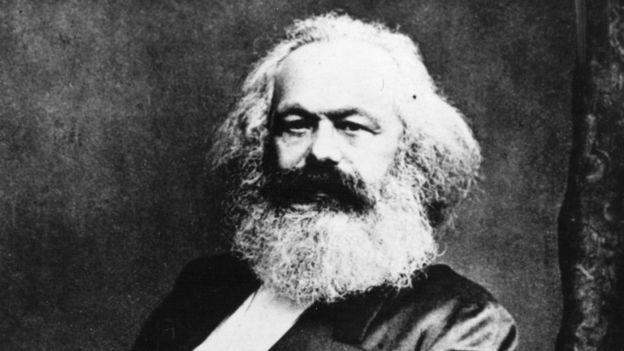 La obra de Karl Marx es un complejo estudio, una crítica, como dice el subtítulo de la obra, de la economía política. HENRY GUTTMANN/ GETTY