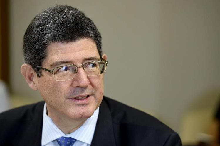 Joaquim Levy, ahora exministro de Hacienda de Brasil. (Foto Prensa Libre: AFP).