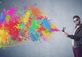 Para el BID, la economía naranja abarca a las industrias culturales y creativas. (Foto Prensa Libre: Shutterstock)