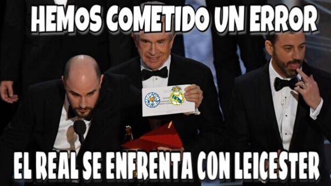 El Real Madrid es víctima de las burlas en redes sociales. (Foto Prensa Libre: Twitter)
