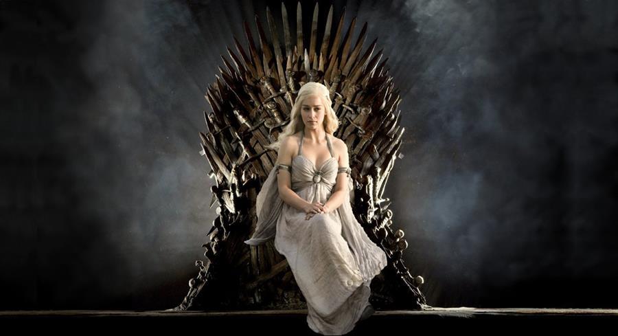 Juego de tronos sube en popularidad. (Foto Prensa Libre: Hemeroteca PL)