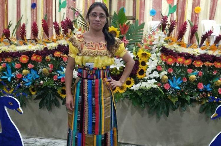 Wendy Eunice Meletz Zarazúa, de 28 años. (Foto Prensa Libre: Cortesía familia)