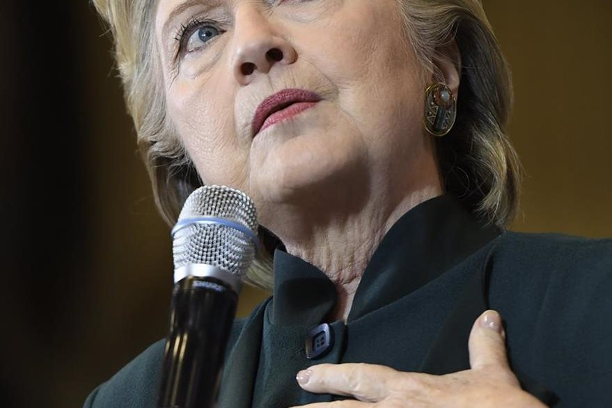 ¿Podría Hillary Clinton ser la elegida por el Colegio Electoral? (Foto Prensa Libre: AFP).