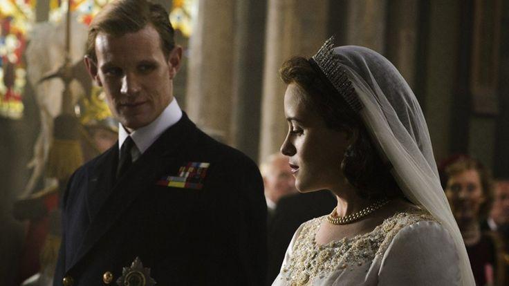 La serie está protagonizada por la actriz británica Claire Foy, quien ganó un Globo de Oro en 2017 por este papel. (Netflix).