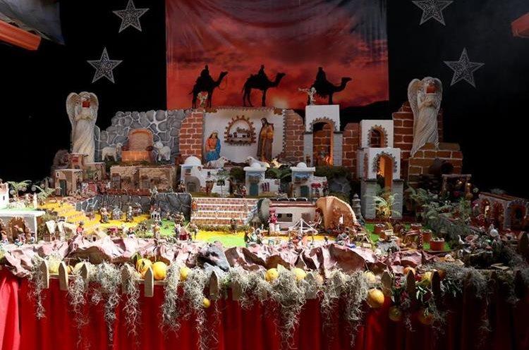 El nacimiento de la familia Castillo Rodríguez se halla en la Colonia Los Pinitos, zona 1 de Huehuetenango. (Foto Prensa Libre: Mike Castillo)