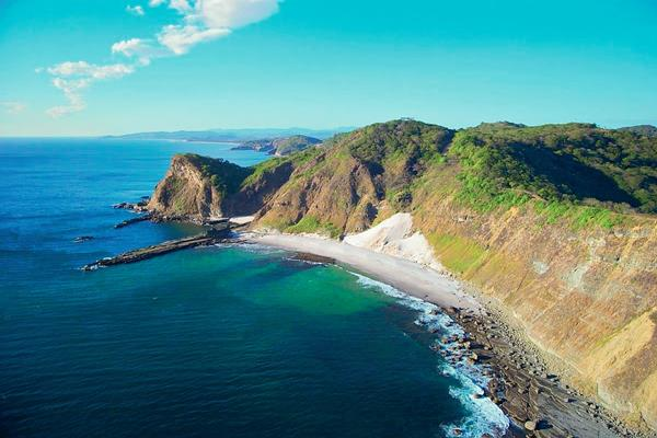 El proyecto busca atraer más turistas a las playas de Tola. (Foto Prensa Libre: ranchosantana.com).