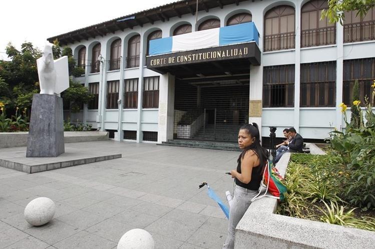 Resolución de la CC mantiene en firme que el Congreso nombre a diputados que no sean tránsfugas para que ocupen presidencias de comisiones y jefaturas de bloques. (Foto Prensa Libre: Hemeroteca PL)