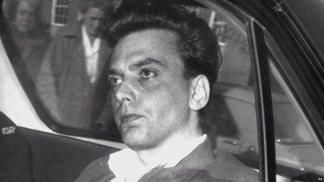 Brady asesinó a cinco niños en 1965 y 1966. Fue arrestado tras asesinar a Edward Evans, de 17 años, su última víctima. PA