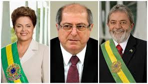 Paulo Bernardo Silva,(c) fue exministro de Luiz Inácio Lula da Silva y Dilma Rousseff.