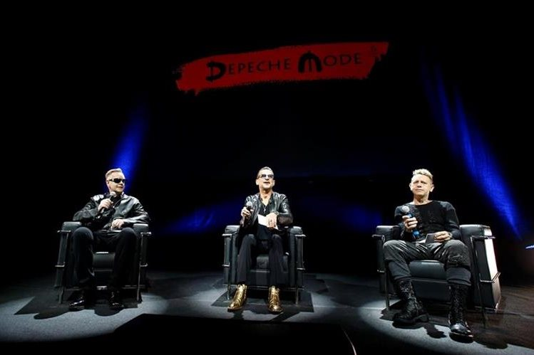 La banda británica anuncia nuevo álbum y nueva gira. (Foto Prensa Libre: AP)