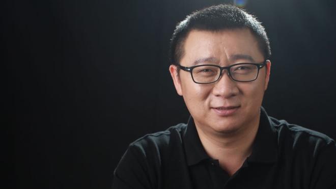 Mao Baoli es el fundador de Blued, la app de citas gay más grande de China. CORTESÍA DE BLUED