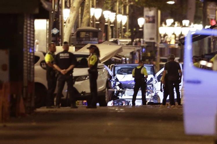 Una serie de ataques utilizando vehículos se han producido en Europa. (Foto Prensa Libre: AP)