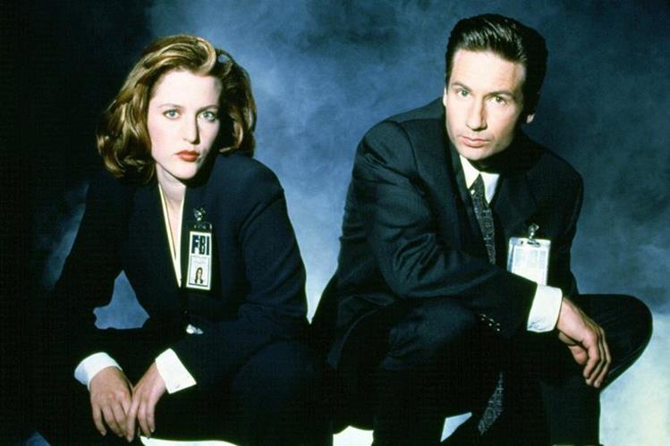 Los detectives Mulder y Scully volverán para resolver misterios una vez más (Foto: Hemeroteca PL).