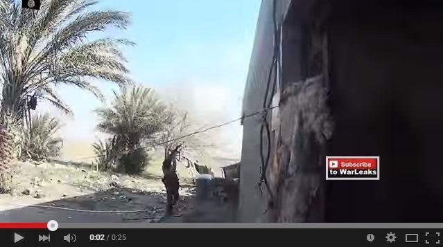 Ramadi fue tomada por los yihadistas hace semanas, en el lugar se desarrollan cruentos combates. (Foto: YouTube).