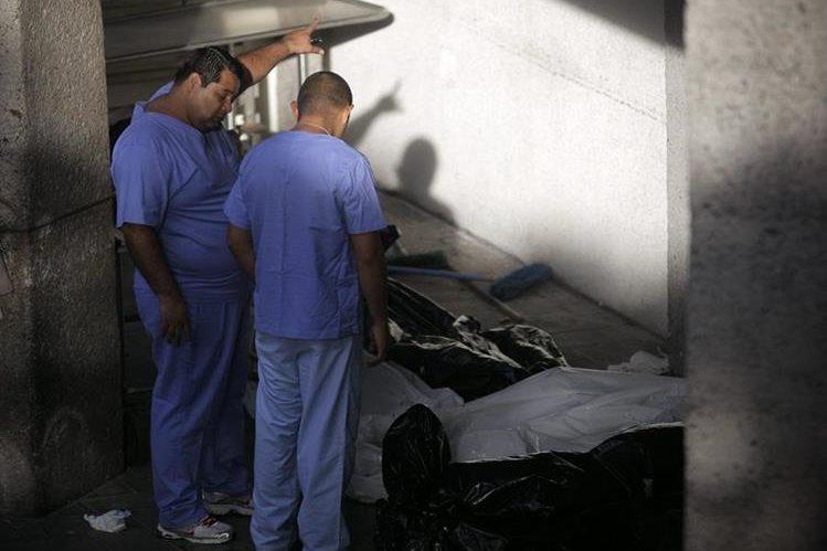 <em>El Salvador registró en agosto 907 homicidios, la cifra mensual más alta desde tiempos de la guerra civil. (Foto Hemeroteca PL).</em>