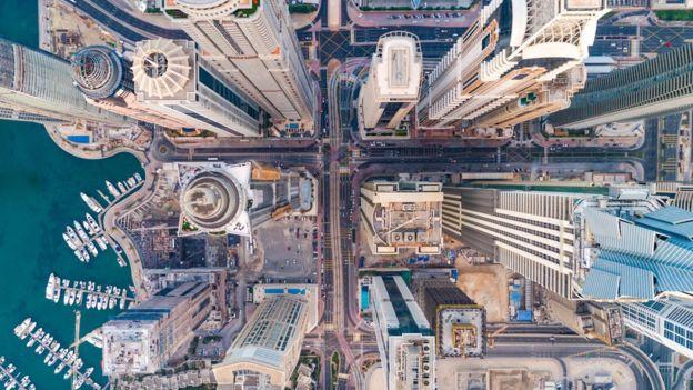 Uno de los puntos fuertes de la ciudad tecnológica de Dubái son las energías renovables. GETTY IMAGES