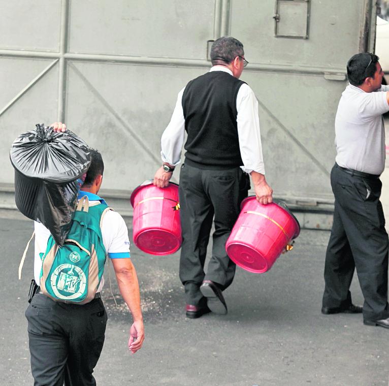 Experto considera que se abusa de pactos y autonomía. (Foto Prensa Libre: Hemeroteca PL)