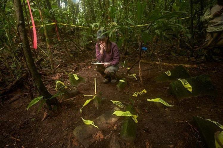 La ciudad perdida de Ciudad Blanca es un misterio para los investigadores, en Honduras. (Foto Prensa Libre: National Geographic).