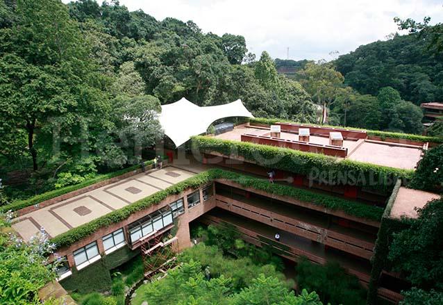 Vista del Campus Central de la UFM ubicado en la zona 10 de la capital. (Foto: Hemeroteca PL)
