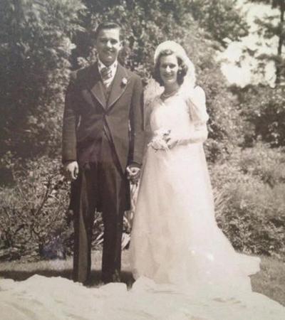 El 29 de junio de 1940, el día más feliz de la pareja Toczko, cuando unieron sus vidas para siempre. (Foto: nydailynews.com).