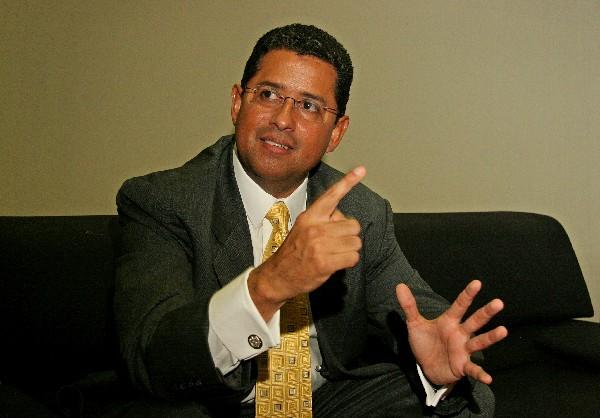 Francisco Flores, expresidente salvadoreño.