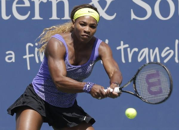 Serena Williams espera recuperarse para participar en los Juegos Olímpicos de Río 2016. (Foto Prensa Libre: AP)