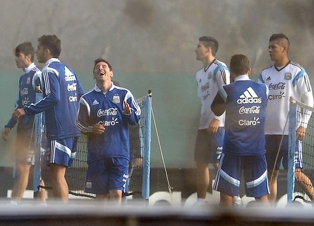 La selección de Argentina espera lograr un buen resultado en las justas de Río de Janeiro, en agosto próximo. (Foto Prensa Libre: Hemeroteca PL).