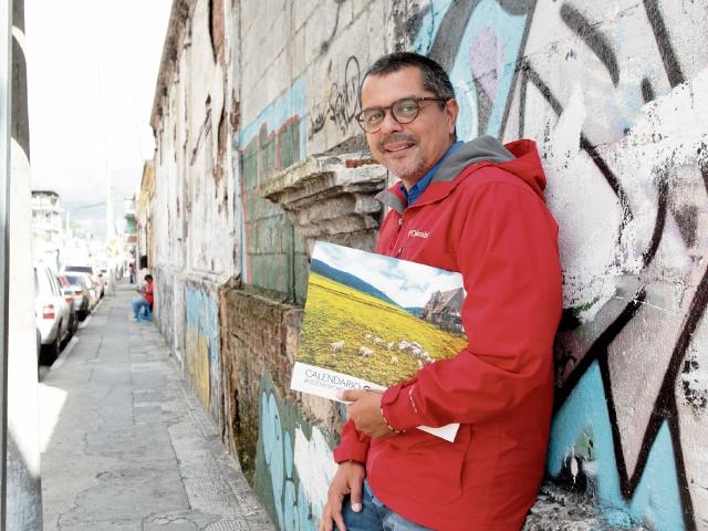 El artista visual Carlos López Ayerdi recorrió distintos lugares de Guatemala para su proyecto fotográfico, el cual se exhibe en el Zoológico La Aurora, zona 13.