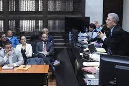 El juez Miguel Ángel Gálvez es uno de los que llevan casos de alto impacto. (Foto Prensa Libre: Hemeroteca PL)