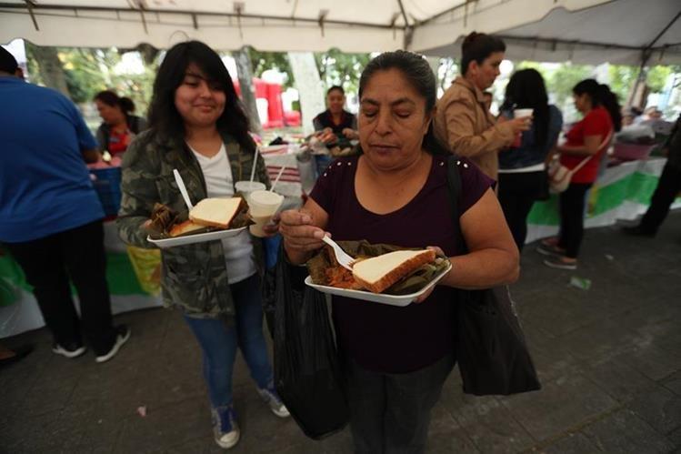 La actividad se llevó a cabo de 10 a 17:30 horas. (Foto Prensa Libre: Esbín García)