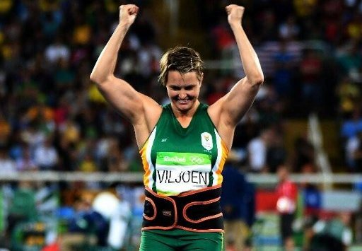 La lanzadora de jabalina, fue medallista de plata en los pasados juegos olímpicos. (foto Prensa Libre: tomada de internet)