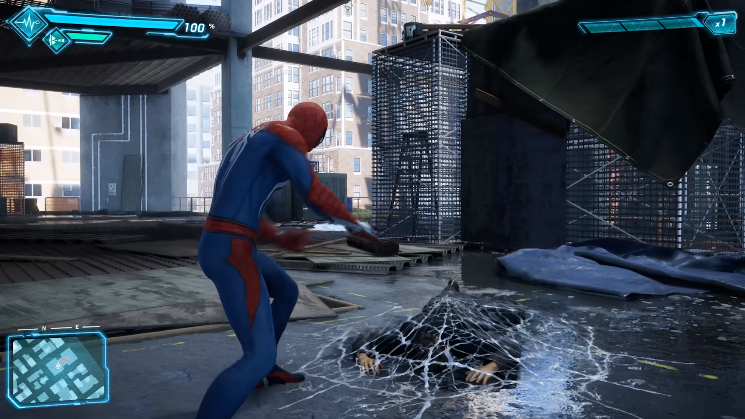 Spider Man continuará utilizando la tela de araña como principal herramienta para dejar que la policía se haga cargo de los malos (Foto Prensa Libre: Spider Man).