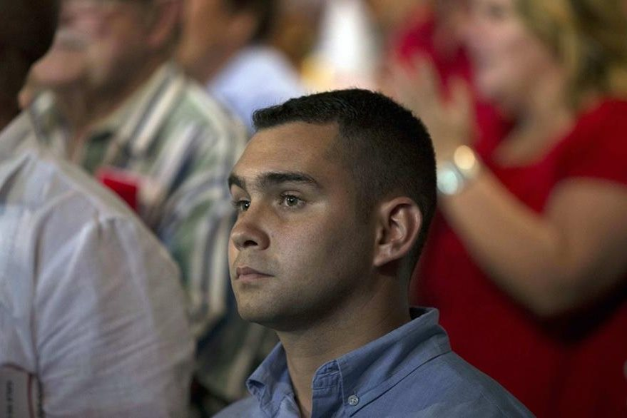"""Elián Gonzalez, el recordado """"niño balserito"""", tiene ya 23 años. (Foto Prensa Libre: AP)."""