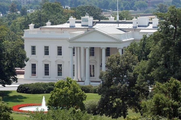 La Casa Blanca recibirá a sus nuevos huéspedes este 20 de enero. (Foto Prensa Libre: Hemeroteca PL)