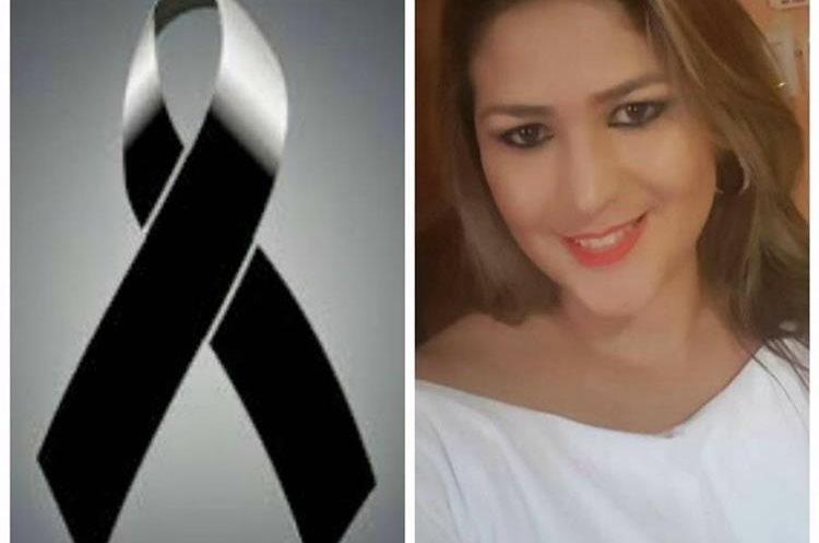 En redes sociales circula la foto de Andrea Vásquez, asesinada el martes. (Foto: redes sociales)