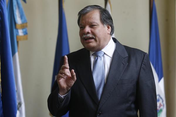 El expresidente del Congreso, Rubén Darío Morales, fue hallado culpable por lavado de dinero, en el caso MDF. (Foto HemerotecaPL)