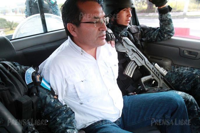 Exministro de Agricultura Elmer López es condenado a tres años de prisión por incumplimiento de deberes. (Foto Prensa Libre: Hemeroteca PL)