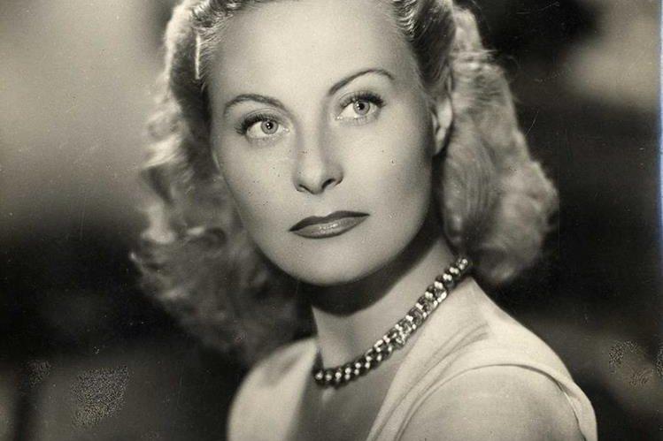 Michèle Morgan fue uno de los rostros más conocidos del cine francés. (Foto Prensa Libre: Hemeroteca PL)
