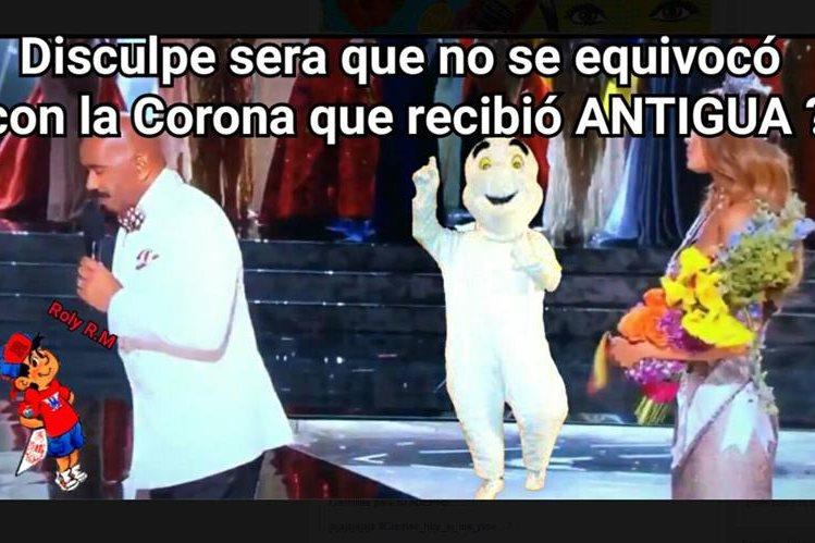 Este es uno de los memes que circulan en Twitter. (Foto Prensa Libre)