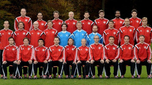 Fue recién en noviembre de 2015 que Nagelsmann consiguió obtener la licencia profesional de entrenador de la Federación Alemana de Futbol. (Foto Prensa Libre: Getty Images)