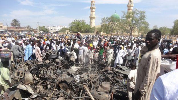 Kano ha sido blanco de ataques de Boko Haram. AFP