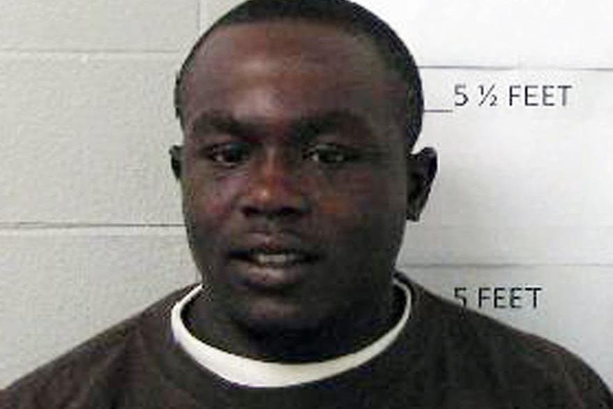 James Minter, acusado de intento de homicidio después de haber accionado un arma de fuego en una iglesia donde hirió a tres. (Foto Prensa Libre: AP).