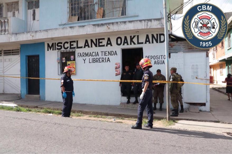 Pandilleros serían los responsables de matar a balazos a una mujer en la zona 18. (Foto Prensa Libre: CBM)