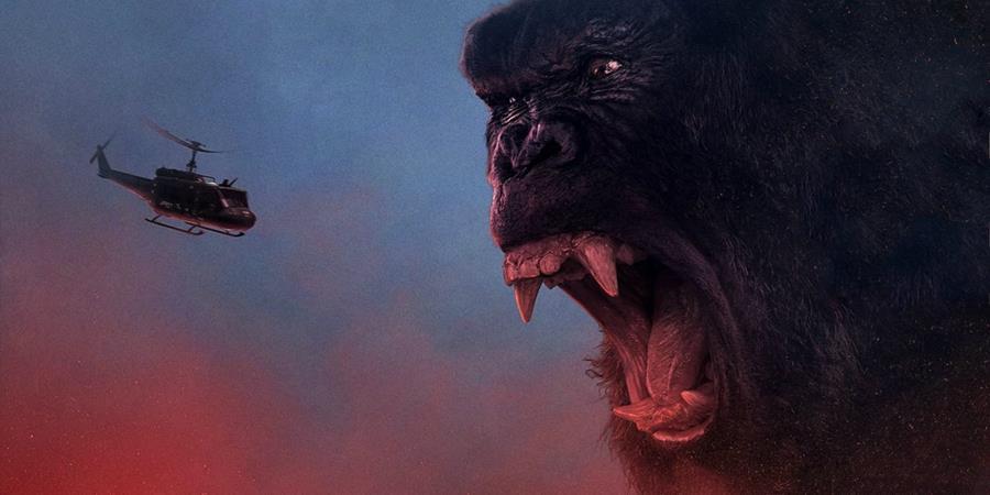 La nueva versión de King Kong se estrena este jueves en el país. (Foto Prensa Libre: YouTube)